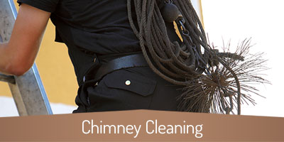 Chimney Cleaning - Atlanta GA - Copper Top Chimney Service