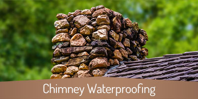 Chimney Waterproofing - Atlanta GA - Copper Top Chimney Service